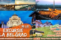 Excursie de primavara 1 zi(Sambata 2 Iunie) la Belgrad - 99 Lei/loc(Plecare din Timisoara)