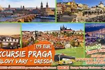 Excursie MINUNATA LA Praga 4 zile(Joi:21.06 - Duminica:24.06.2018) - 175 Eur - Plecare din Timisoara si Arad