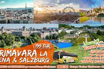 Primavara la Viena si Salzburg - 3 zile(28.04 - 30.04) - 199 Eur - Plecare din Timisoara si Arad