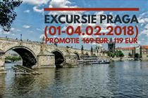 Excursie Praha - Februarie 2018