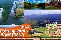 PROMOTIE! - Transalpina Banateana - Excursie 1 zi  Sambata 9 Iunie 2018 - 99 Lei(22 Eur)