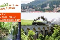 "Sambata:30.09.2017 ""Semmeringul Banatean"" Oravita - Anina - prima cale ferată montană+Cascada Bigar"