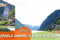 Circuit Baile Herculane & Cazanele Dunării (Sambata 18 Mai)  - 219 Lei/loc