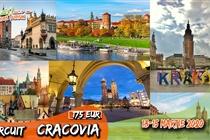 Circuit Cracovia - Auschwitz - Zakopane - 3 zile (Vineri 13.03 - Duminica 15.03.2020) - 175 Eur