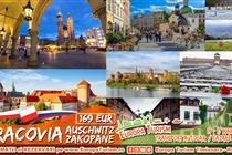 Circuit Cracovia - Auschwitz - Zakopane - 3 zile (15.03 - 17.03) - 169 Eur/loc  Reducere 10%: Grupuri minim 4 turisti - 152 Eur/loc