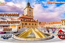 PROMOTIE DE EXCEPTIE ! Excursie 3 zile (Vineri 25 Septembrie - Duminică 27 Septembrie) la Sibiu • Făgăraș • Brașov • Bran • Râșnov • Sinaia - 99 Eur