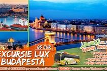 Excursie Budapesta 2 zile(4 - 5 August 2018) - 85 Eur