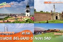 Excursie LUX la Belgrad si Novi Sad •  2 zile (05-06 Octombrie) - 89 Eur