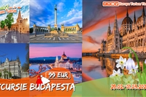 MĂRȚIȘOR la Budapesta 2020