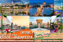 Excursie de MĂRȚIȘOR la Budapesta 2 zile (2 Martie - 3 Martie 2019) - 85 Eur