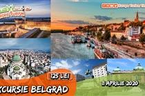 Excursie de  Primavara la Belgrad 1 zi (Sâmbătă 11 Aprilie) - 125 Lei