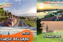 Excursie de VARA la Belgrad 1 zi (Sâmbătă 22 August) - 119Lei