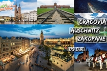 Circuit de TOAMNA la Cracovia - Auschwitz - Zakopane - 3 zile (Vineri 23 Octombrie - Duminica 25 Octombrie) - 179 Eur