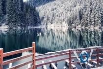 Excursie de VIS • 3 zile • Cheile Bicazului • Lacul Rosu • Vineri 12 Februarie -  Duminica 14 Februarie - 149 Eur
