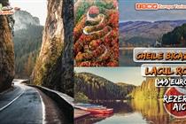 Excursie de VIS • 3 zile • Cheile Bicazului • Lacul Rosu • Vineri 6 Noiembrie -  Duminica 8 Noiembrie - 149 Eur. Plecare din Timisoara si Arad