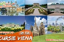 Excursie de VIS 2 zile la Viena (21 - 22 Septembrie) - 129 Eur