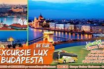 Excursie Budapesta 2 zile(22 - 23 Septembrie 2018) - 85 Eur