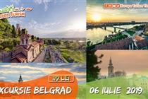 Excursie de VIS la Belgrad 1 zi (Sâmbătă 06 Iulie) - 119 Lei