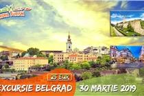 Excursie de VIS la Belgrad 1 zi (Sambata 30 Martie) - 25 Eur