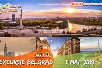 Excursie de VIS la Belgrad 1 zi (Sâmbătă 11 Mai) - 125 Lei