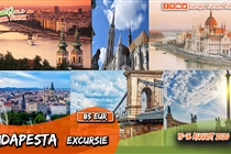 Excursie de VIS la Budapesta 2 zile (Sambata 15 August - Duminica 16 August) - 85 Eur