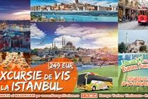 Excursie de VIS la Istanbul - 5 zile(20.02 - 24.02) 2019 - 249 Eur /loc
