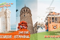 Excursie de VIS la Istanbul - 5 zile (28.08 - 01.09) 2019 - 249 Eur /loc