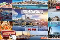 Excursie de VIS la Istanbul - 5 zile (Miercuri 2 Septembrie - Duminica 6 Septembrie) - 249 Eur. REDUCERE: 20%. ACUM DOAR 199 EUR