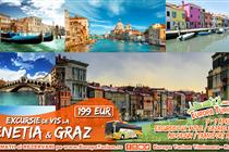 Excursie de VIS la Venetia 3 zile (5 - 7 Aprilie 2019) - 199 Eur/loc