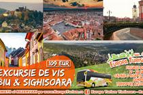 Excursie Eveniment  Sibiu+Sighisoara - 2 zile(21 - 22.07) - 109 Eur - Excursia are loc 100%