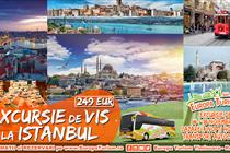 Excursie de VIS la Istanbul - 5 zile(14.11 - 18.11) 2018  249 Eur /loc. Plecare din Timisoara/Lugoj/Caransebes/Drobeta Turnu Severin