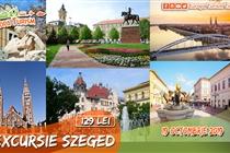 Excursie la Szeged 1 zi (Sambata 19 Octombrie) - 129 lei - Program turistic cu ghid + sesiune shopping la Tesco -  Plecare din Timisoara si Arad