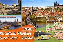 Excursie MINUNATA LA Praga 4 zile (30.08 - 02.09.2018) - 175 Eur - Plecare din Timisoara si Arad