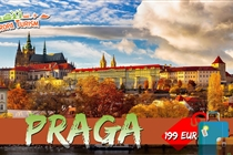 Excursie MINUNATA la Praga 4 zile (02.05 - 05.05.2019) - 199 Eur