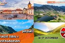 Excursie UNICAT la Sibiu & Transfăgărășan & Bâlea Lac - 2 zile