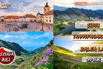 Excursie UNICAT la Sibiu & Transfăgărășan & Bâlea Lac- 2 zile(Sâmbătă 15 August Duminică 16 August) - 99 Eur. Plecare din Timisoara si Arad