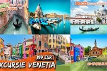 Excursie Venetia • 3 zile (03 - 05 Apriie) • 199 Eur