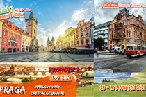 Promotie !! Excursie • Praga • Dresda • Karlovy Vary • 4 zile(Joi 28 Ianuarie - Duminica 31 Ianuarie) • 139 Eur • Plecare din Timisoara si Arad