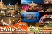 Targ Craciun de VIS la Viena 2 zile (22-23.12.2018) - 129 Euro. EXCURSIA ARE LOC 100%