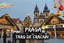 Targ Craciun Praga & Dresda & Karlovy Vary