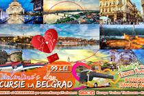 Valentines Day 2019 - Excursie 1 zi la Belgrad (Sambata 16 Februarie) - 99 Lei
