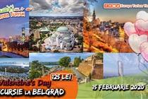 Valentine's Day 2020 - Excursie Belgrad 1 zi
