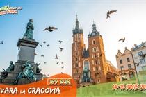 Vara la Cracovia 3 zile • (14-16 Iunie) • 169Eur/pers